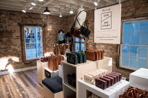 Georgetown's Madewell is Turning Their Second Floor into a Pop-Up Shop Space