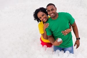 """This """"Beach"""" Ball Pit Engagement Shoot is the Most Fun, Ever"""