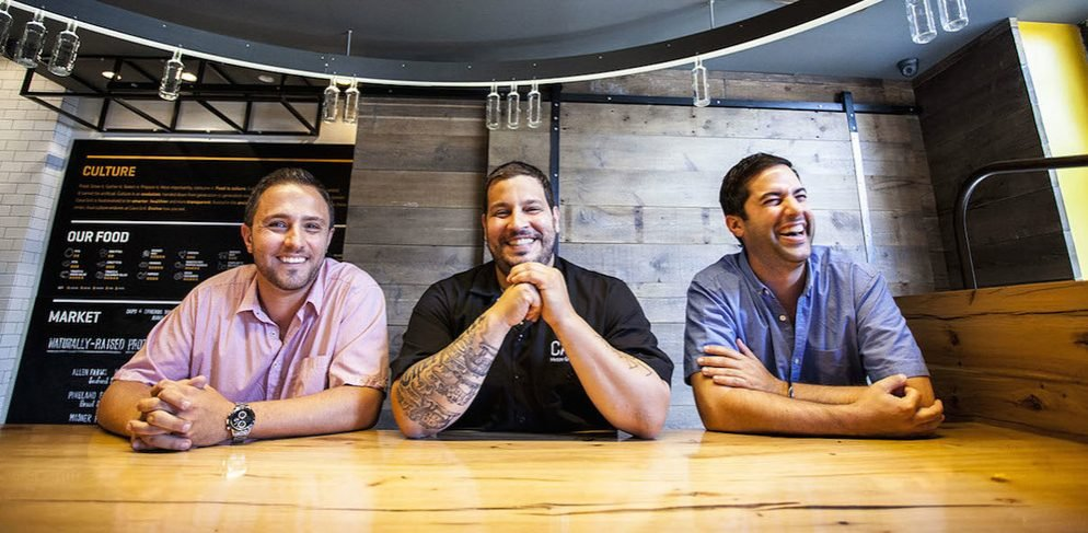 Cava Grill Receives Another  Million in Funding