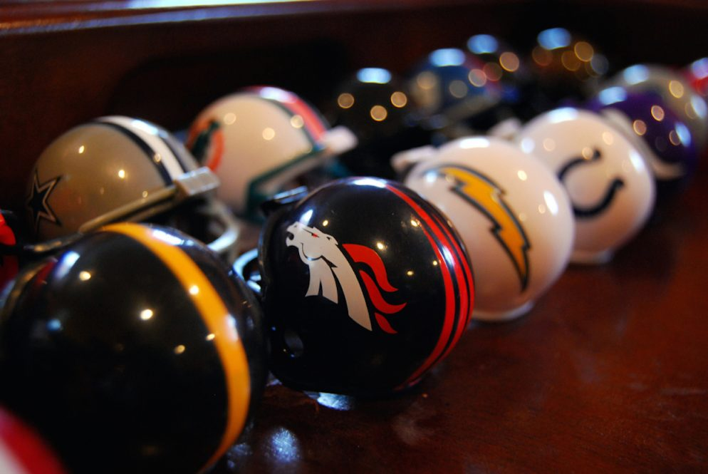 Where to Watch Your Favorite NFL Teams Around DC