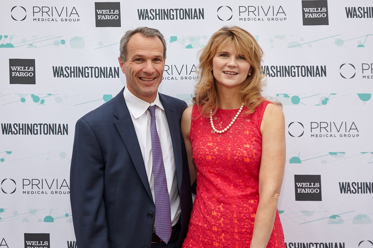 Washingtonian Celebrated the 2015 Top Doctors With a Party at Long ...