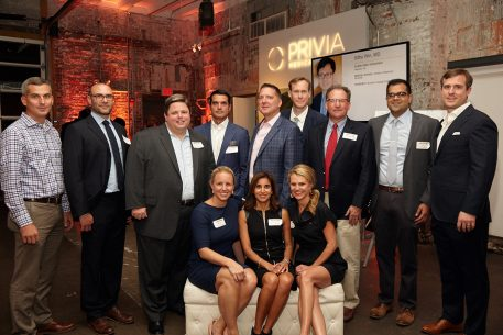 Washingtonian Celebrated the 2015 Top Doctors With a Party at Long View Gallery