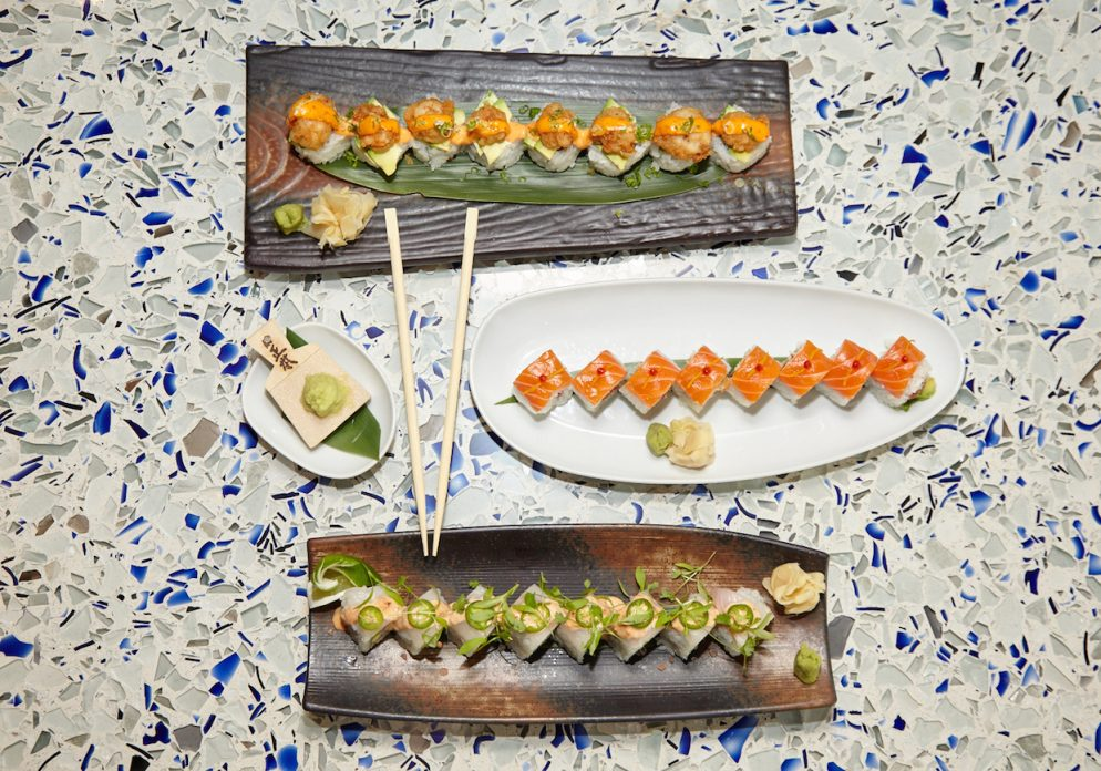 PassionFish Bethesda Opens Monday With a New Sushi Chef