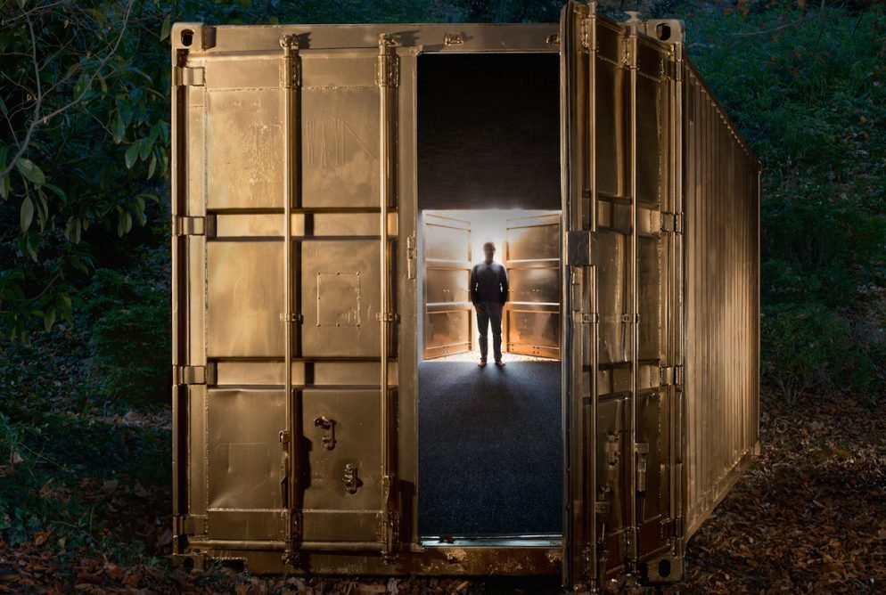 This Art Installation Uses Shipping Containers to Introduce You to People Around the World