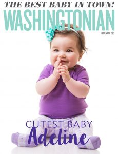 Vote for Washingtonian's Cutest Baby!