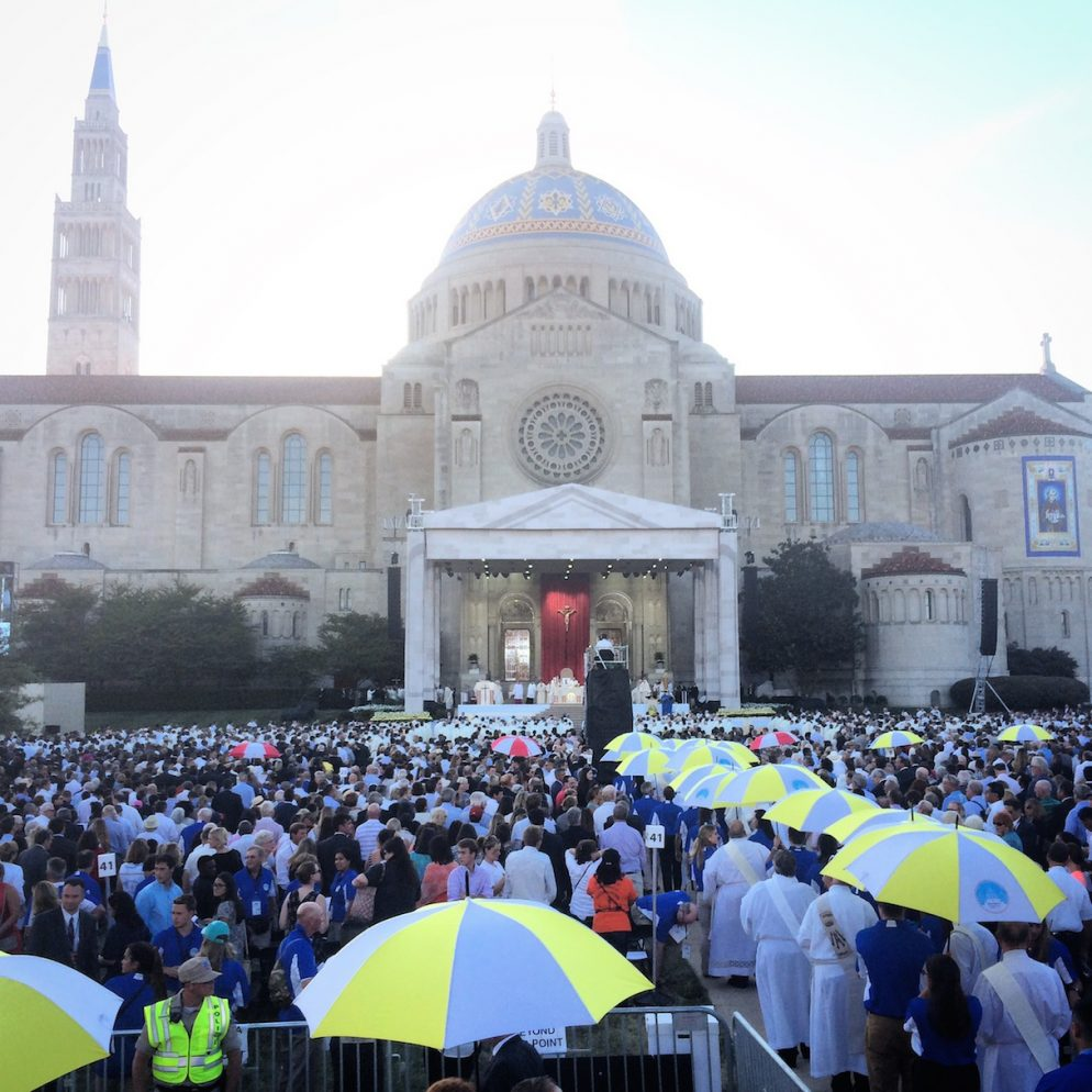 Canonization Mass Was Largely Free of Controversy Over Junípero Serra
