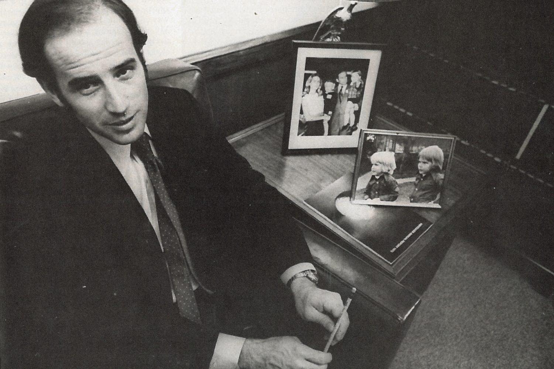 Joe Biden 1974 Profile Kitty Kelley