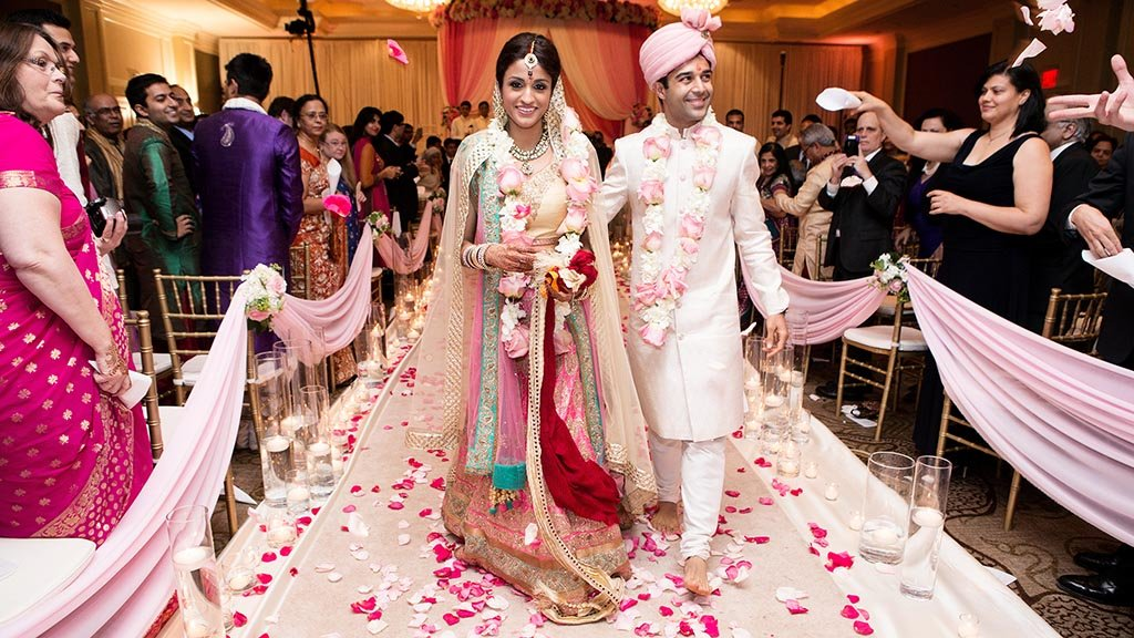 How Indian Weddings in America Became So Amazing—and So Pricey