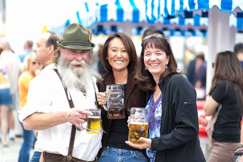 Take a Drive to a Real Old-Fashioned Oktoberfest This Weekend