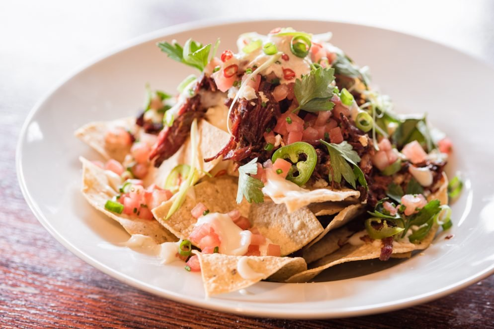 The Prospect Gastro-Sports Bar Opens with Goat Nachos, Frozen Cider
