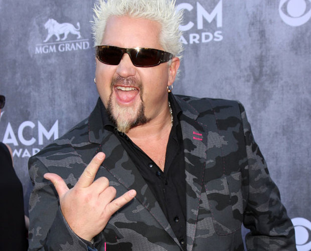 Guy Fieri Will Likely Eat a Monster Sandwich at Bub and Pop's