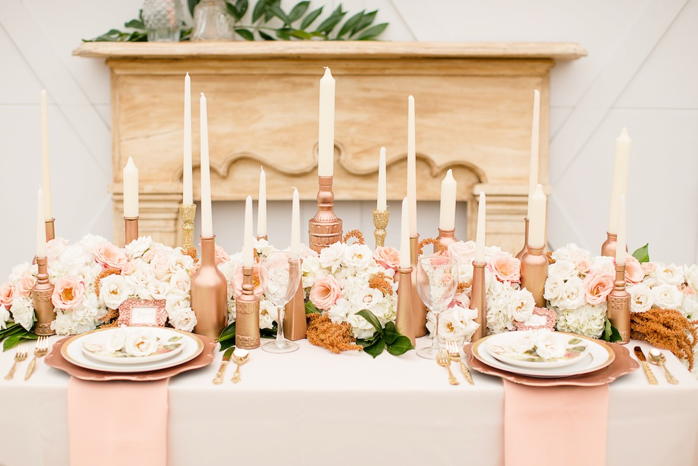 12 Ways to Use Rose Gold in Your Wedding | Washingtonian (DC)