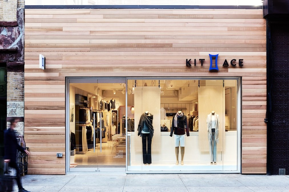 Kit and Ace Has Closed All Three of Its DC Locations