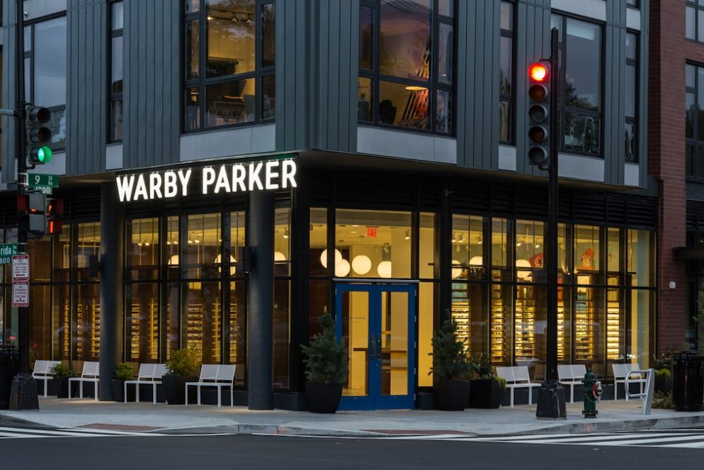 Warby Parker at The Shay Offers Eye Exams and a Photo Booth