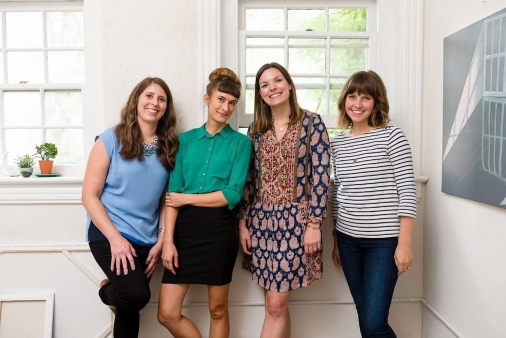 Four Local Artisans Just Opened a Studio Space in Heurich House Museum's Carriage House