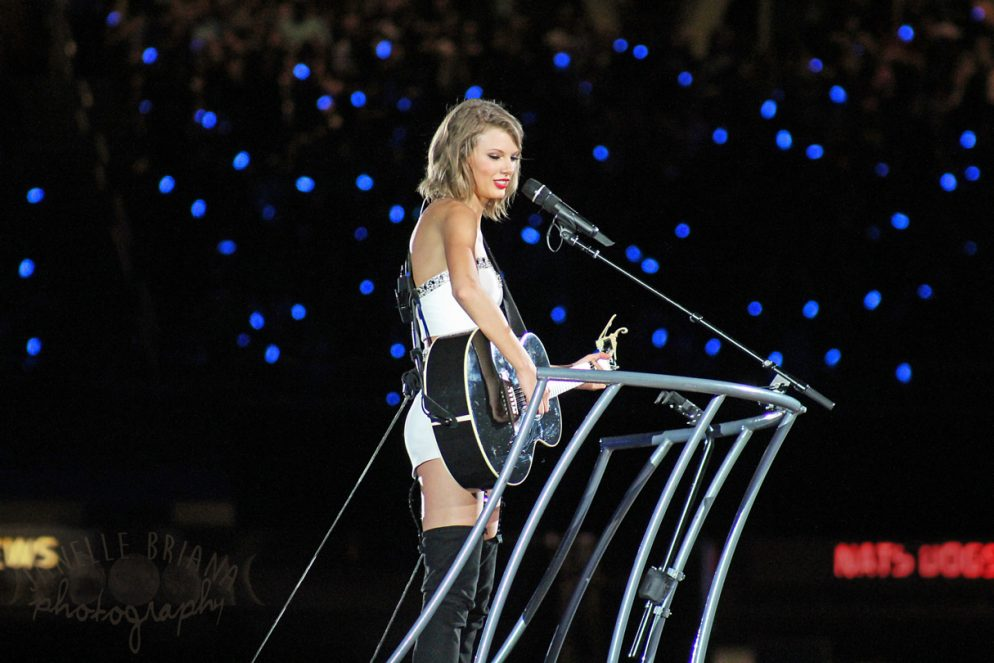 The College Student John Kasich Made a Taylor Swift Joke to Doesn't Like Taylor Swift