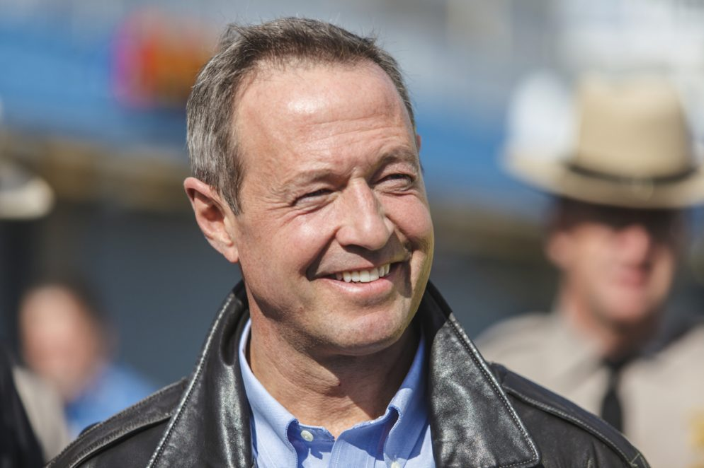 Martin O'Malley Covers Taylor Swift on <em>The View</em>