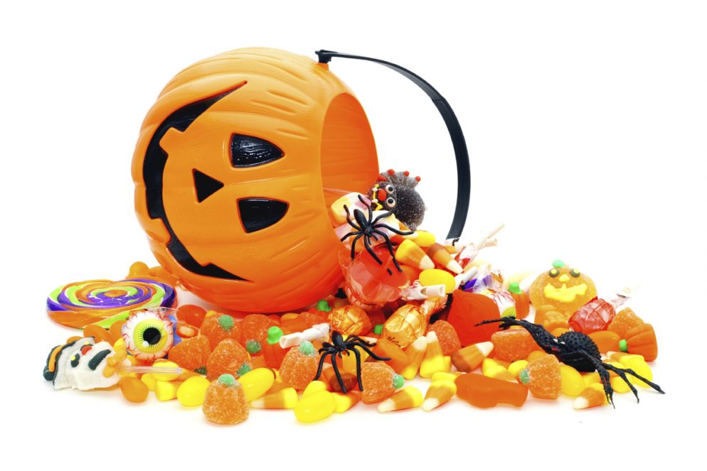 These Are DC's 10 Favorite Halloween Candies. We Can Do So Much Better