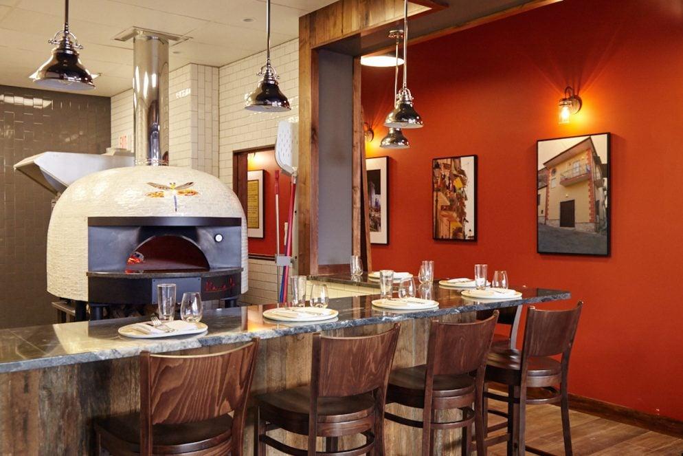 Inside the Hotly-Anticipated Inferno Pizzeria Napoletana