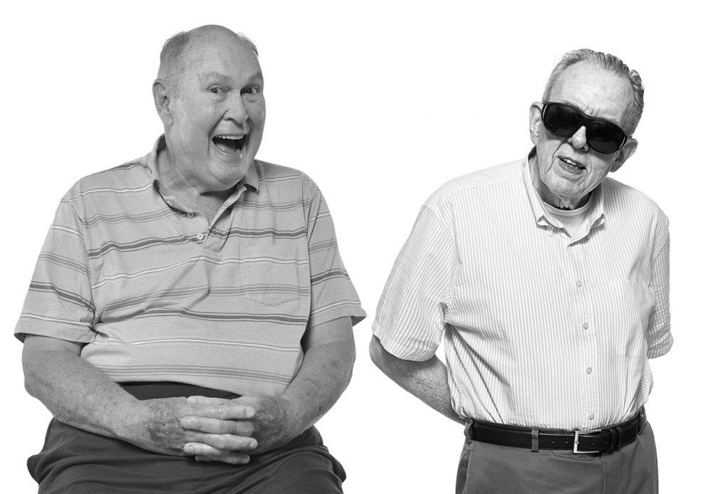 You Must Remember…Ed Walker and Willard Scott