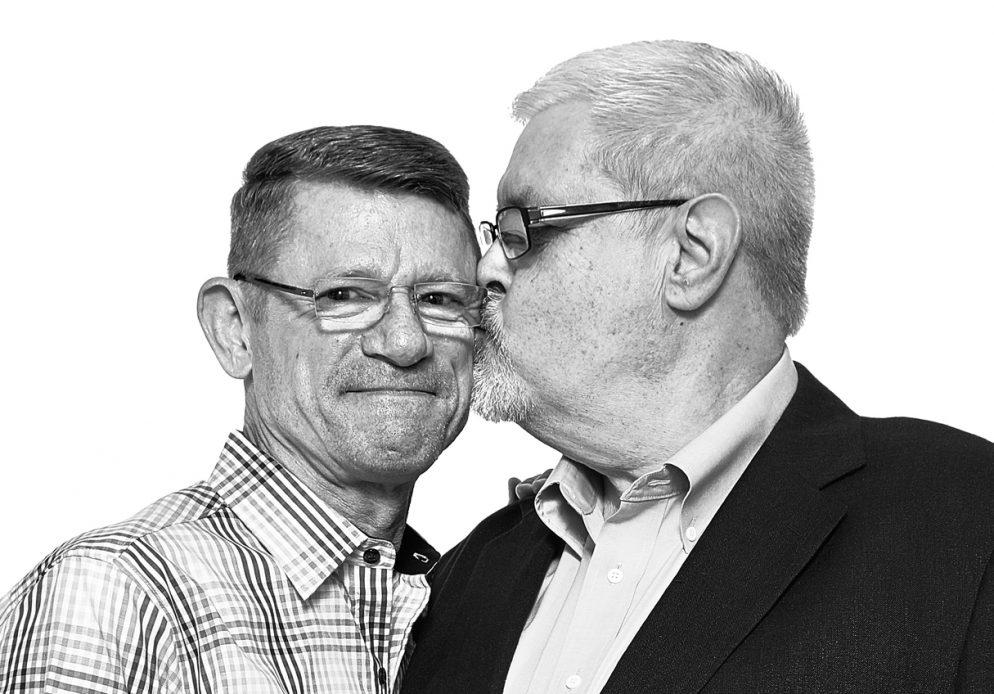 You Must Remember…Deacon Maccubbin and Jim Bennett