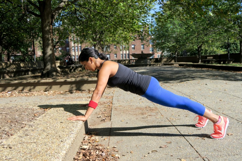 How To Build Your Own Bodyweight Workout