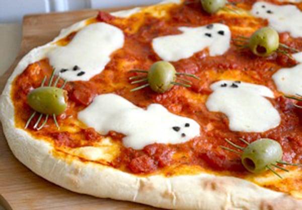 How to Make Spooky Halloween Pizzas | Washingtonian