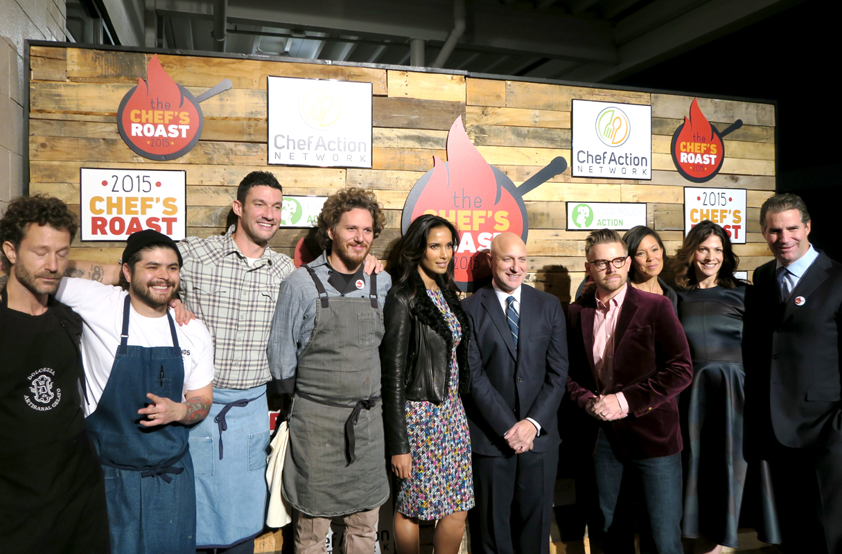 Top Chefs Tom Colicchio Gets Roasted By Celebrity Chefs In Dc