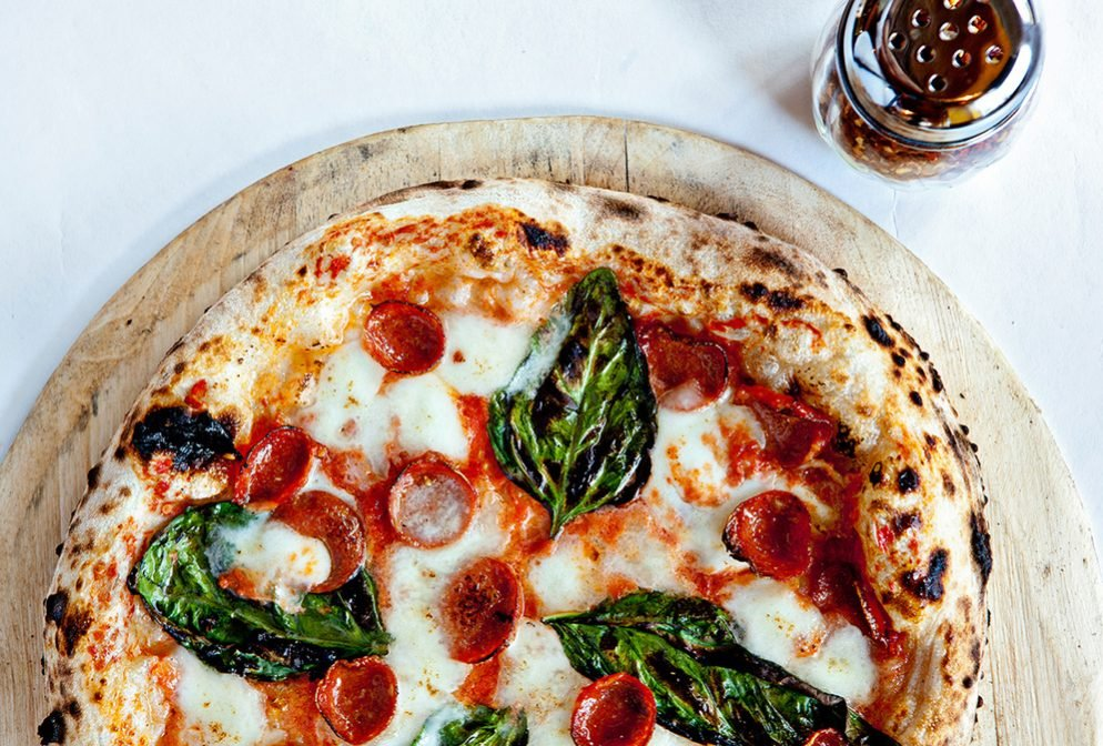 Pizzeria Orso is Now Serving Certified Neapolitan Pies