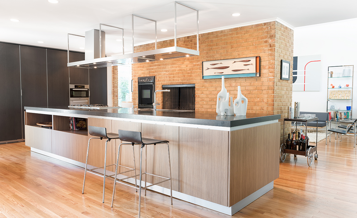 This '90s-Era Kitchen's Design Overhaul Is Amazing