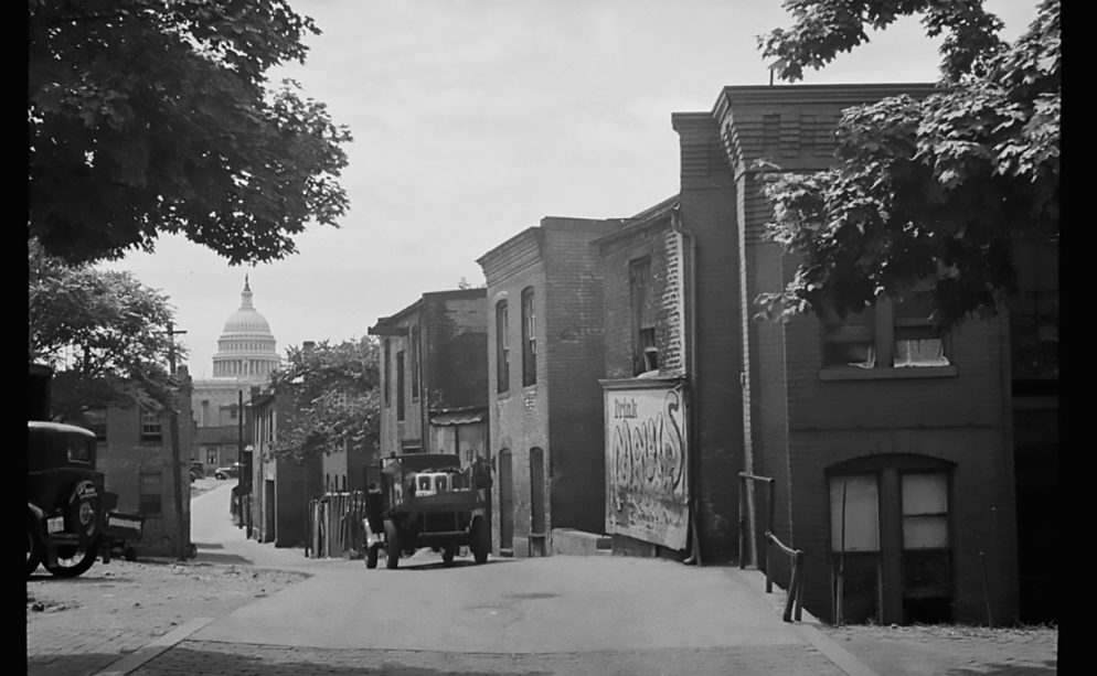 Photos: What Life Was Like in DC During the Great Depression