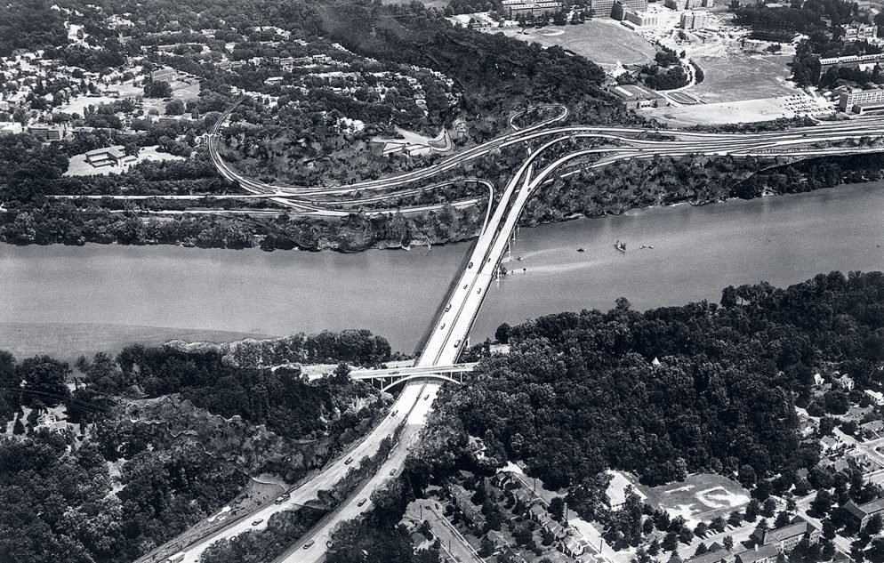 The Insane Highway Plan That Would Have Bulldozed DC's Most Charming Neighborhoods