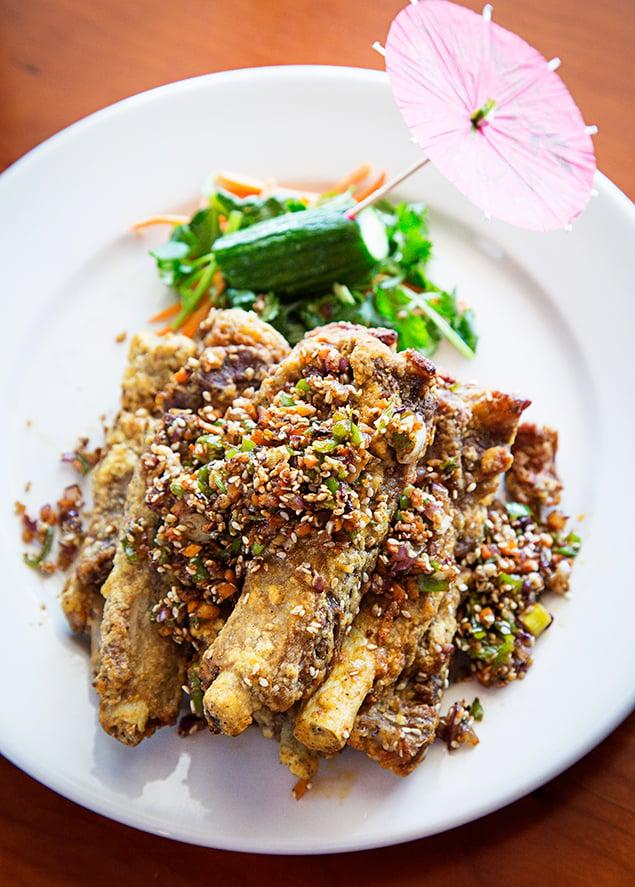 Restaurant Review: Dumpling Queen