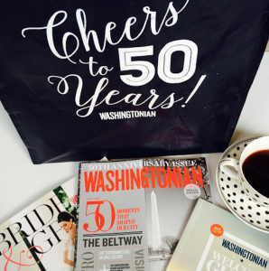 Our Favorite Instagram Moments From <em>Washingtonian's</em> 50th Anniversary Party