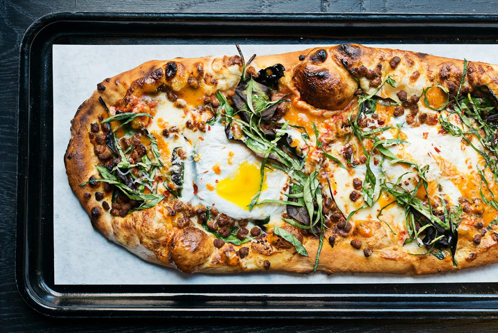 Which Pizza Style is Best Represented in DC?