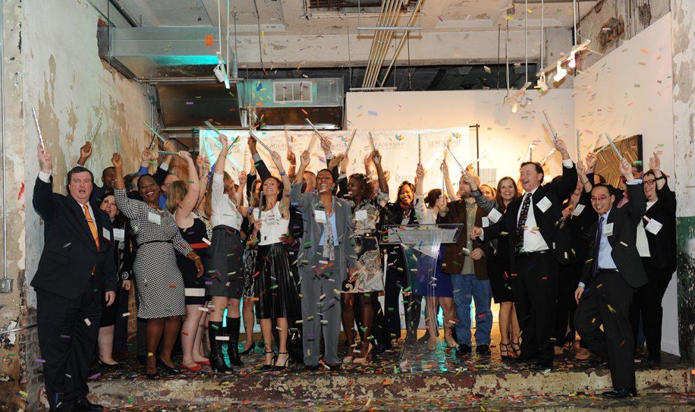 Leadership Greater Washington's 2015 Fall Kick-off at Long View Gallery