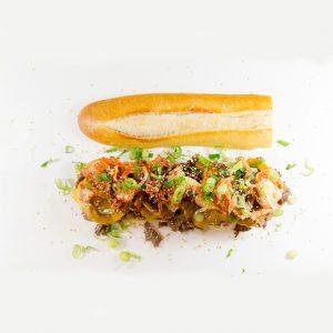 New This Week: Taylor's Kimchi-Cheesesteak, Vegetarian Tasting at 2941
