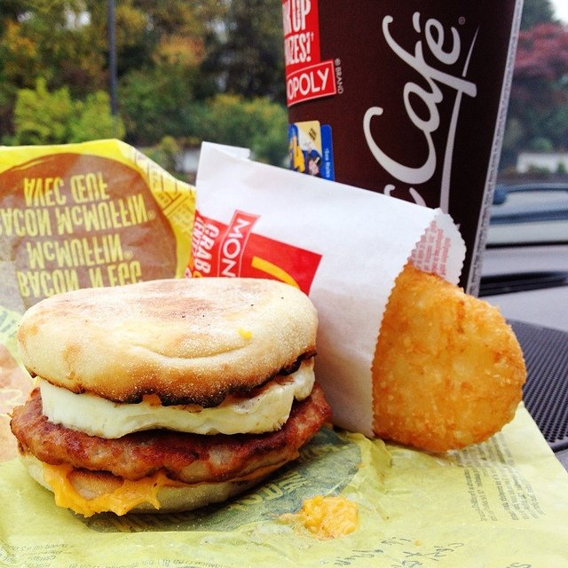 McDonald's All-Day Breakfast Is Here