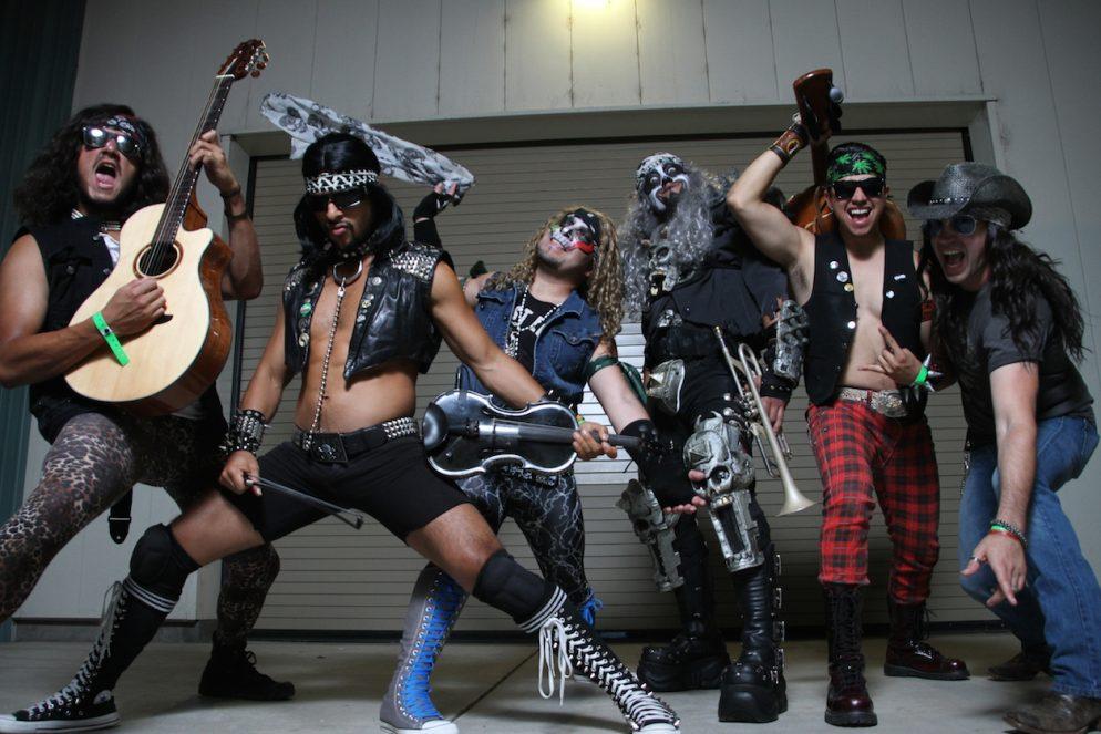 Metalachi Mixes Metal and Mariachi