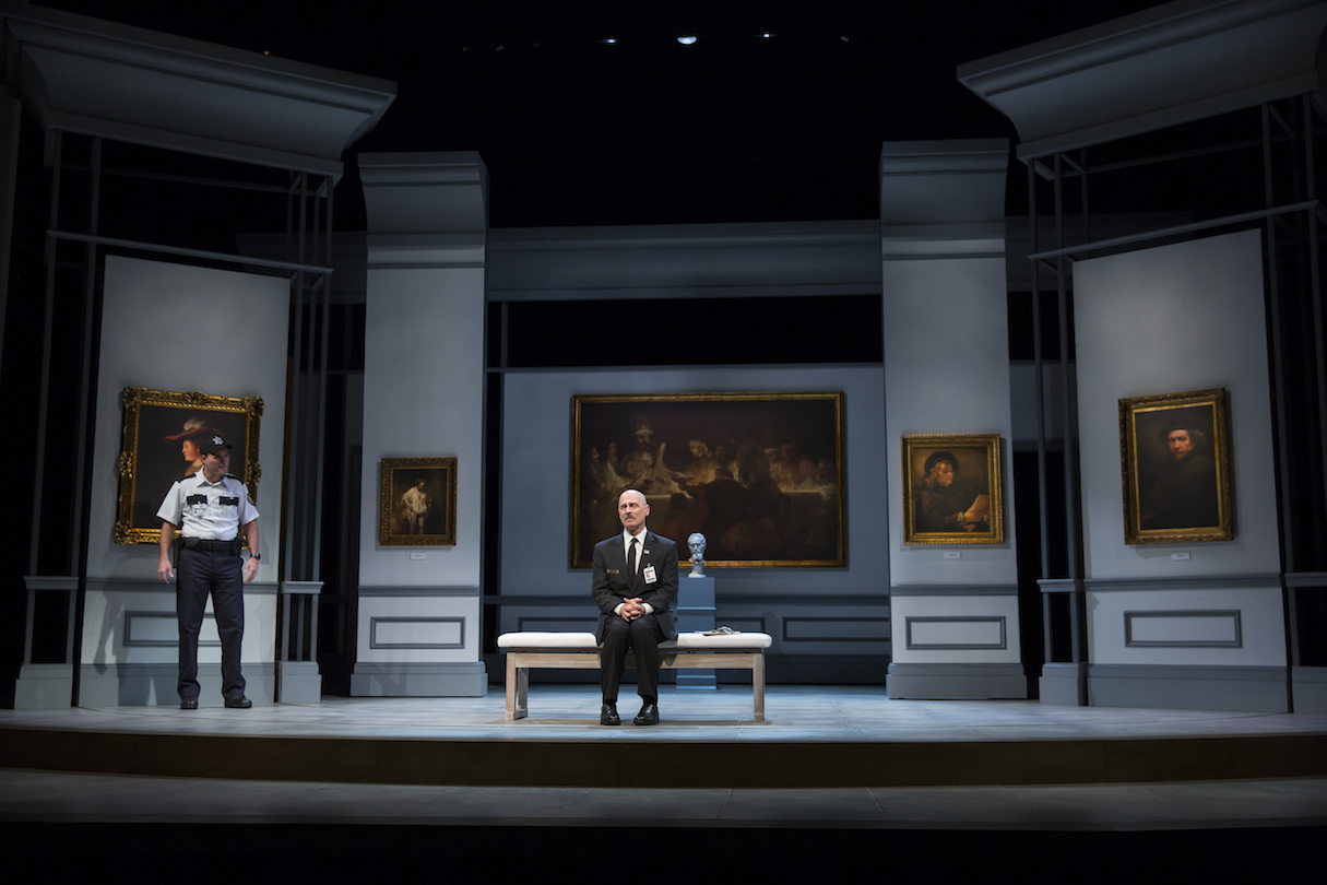 How Ford's Theatre Pulled Off the Impressive Set Changes in <em>The Guard</em>