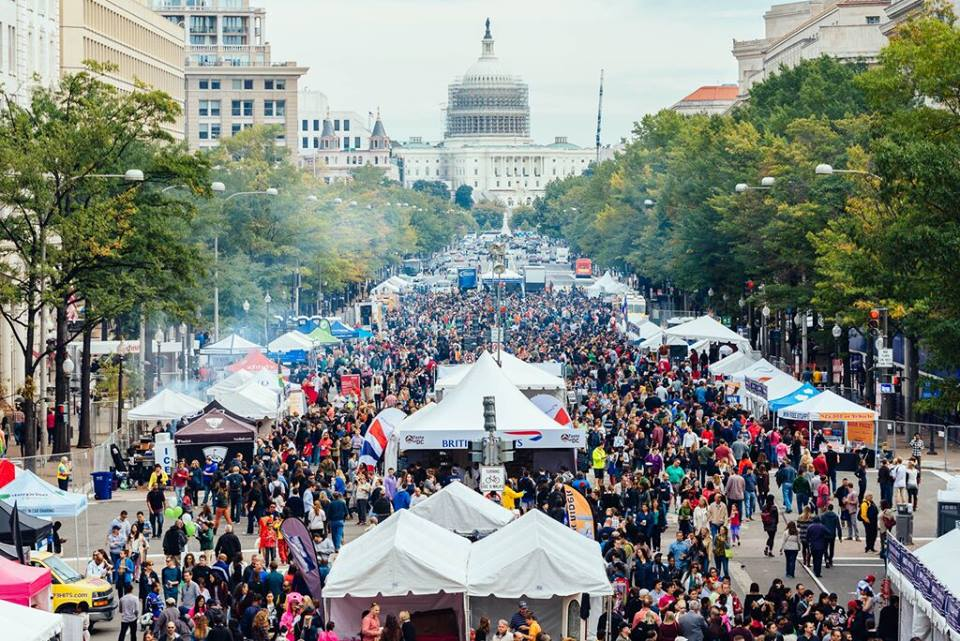 Can't-Miss Food Events This Week: Taste of DC, Cap City Oktoberfest
