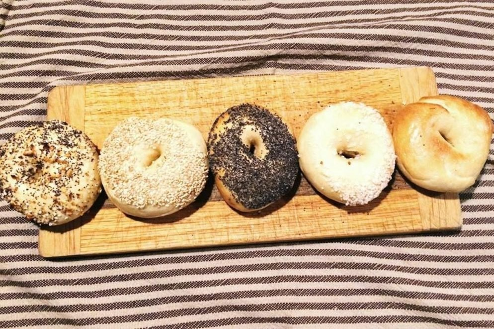We're Addicted to Alexandria's Bagel Uprising