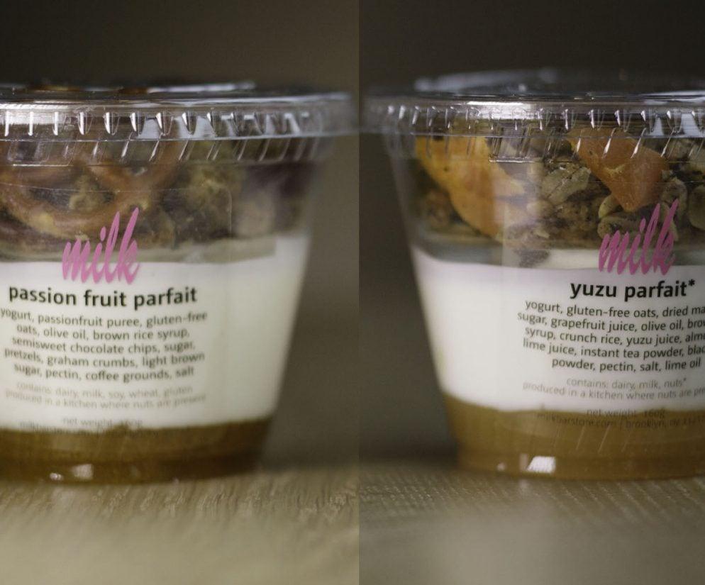 Recipe: Milk Bar's Compost Cookie and Thai Tea Granola Parfaits