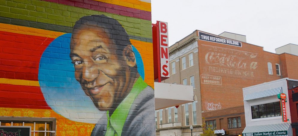 Poll: Should Ben's Chili Bowl Take Down Its Bill Cosby Mural?