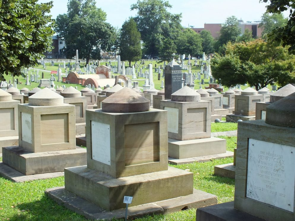 Things to Do in DC This Weekend October 15-18: Take a Twilight Tour of the Congressional Cemetery