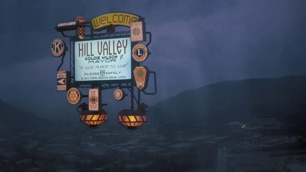 Reston Changes Name to Hill Valley