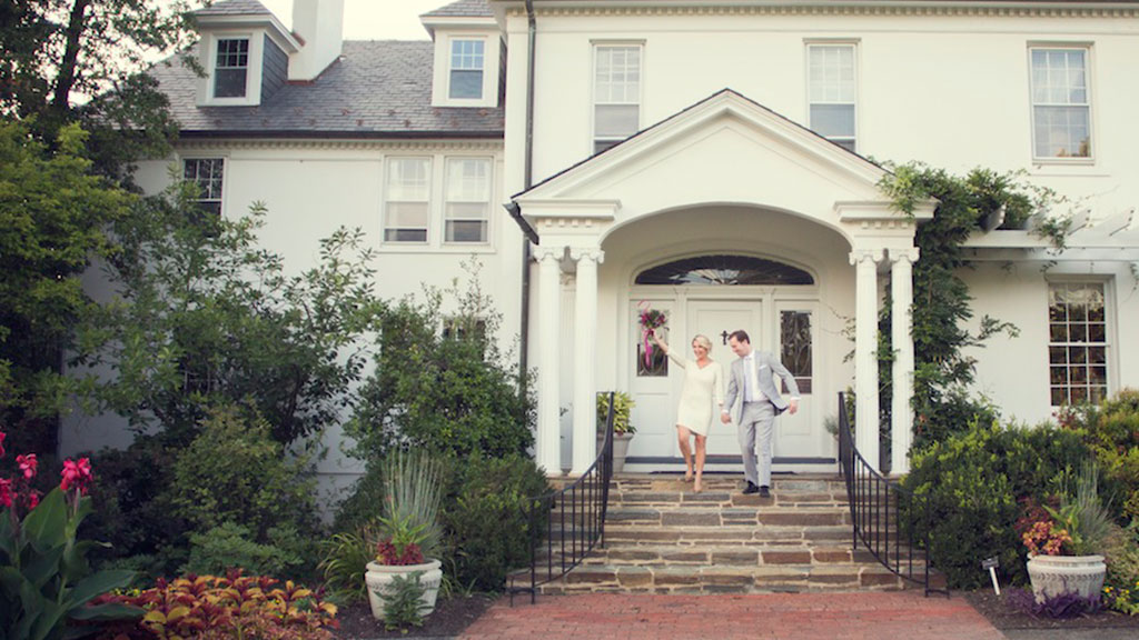"""""""A Lacey Perspective"""" Blogger Models for a Dreamy Wedding Inspiration Shoot at River Farm"""