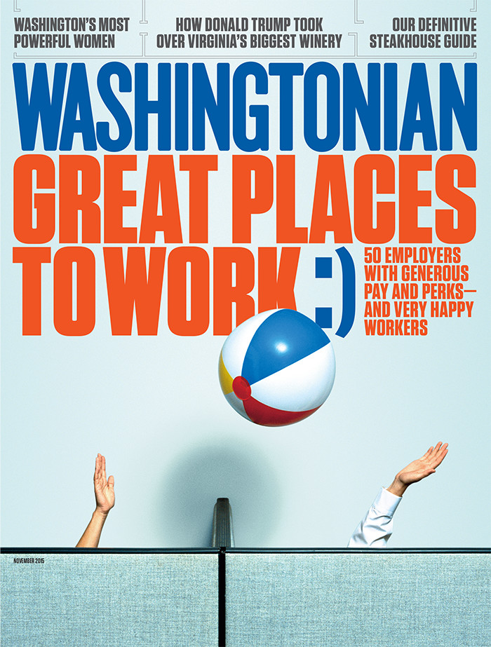 November 2015: Great Places to Work