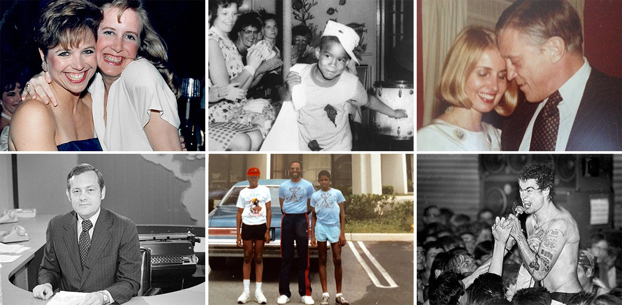 What Was Your Most Memorable Year in Washington? Katie Couric, Henry Rollins, and Others Remember.