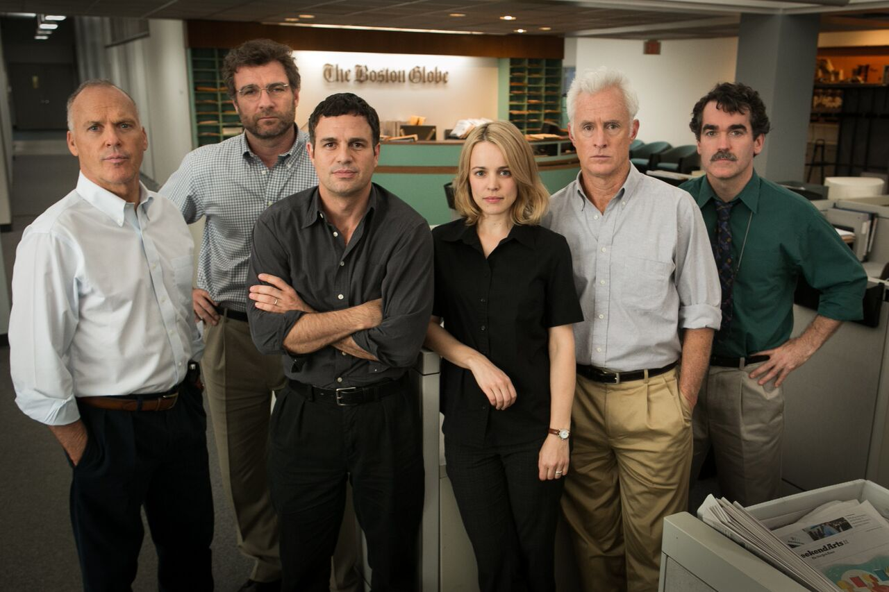 It's a Better Time to Make Movies About Newspapers Than to Work at One